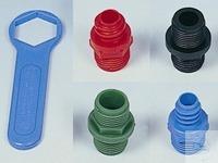 Schroefdraad adapter set LaboPlast® 3/4'' Schroefdraad adapter set LaboPlast®...