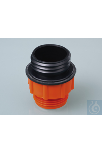 Schroefdraad adapters PP uitwendig/uitwendig Tri-Sure - 61mm Wij bieden een...