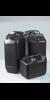 Kanister elektr. leitf. HDPE, UN, DIN61, 20l, m.V. Kanister aus elektrisch leitfähigem HDPE zur...