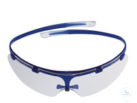 Safety goggles Ultralight, 18 g, flexible, blue Ultra light build of only 18...