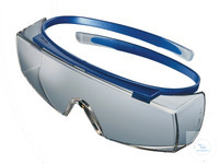 Safety goggles Ultraflex, over-goggles, hingeless Over-goggles with hingeless...