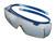 Schutzbrille Ultraflex, Überbr., scharnierl. Bügel Überbrille mit scharnierlosen Bügeln mit...