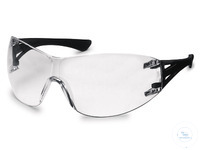Safety goggles Style, black With anatomically designed wrap-around screen for an increased degree...
