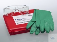 SafetyBox (Panorama safety goggles/ pred. gloves) Panorama safety goggles and protective gloves...