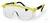 Schutzbrille Color, gelb/schwarz, Bügel längenver. Verschiedene Farben, angenehm leicht. Gute...