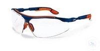 Safety goggles Sport, blue/orange Ultra-light protective goggles with sporty...