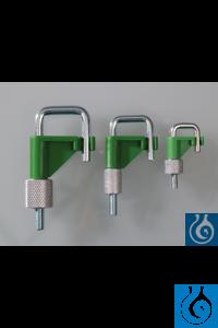 stop-it Schlauchklemme, Easy-Click, Ø 20 mm, grün Easy-Click-Verschluss - stop-it kann in jeder...