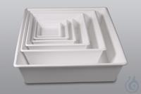 Laboratory bowl Set big, white, PP consisting of 6 sizes: 9.200 203, 9.200 204, 9.200 205, 9.200...