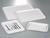 Instrumententablett, Melamin, LxBxH 240x180x17 mm Tabletts für vielseitigen Einsatz – überall...