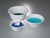 Bowl sterilisable, PP white, Ø 160 mm, 0,9 l Particularly stable bowl, with wide holding edge,...