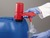Pump-it canister pump, PP/FKM, pump cap. 8 l/min Pump-it® canister pumps are designed for quickly...