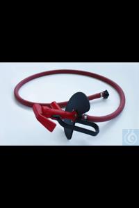 Uitloopslang met afsluitventiel voor PumpMaster voor waterige vloeistoffen,...