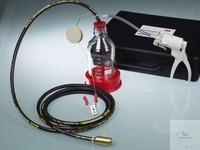 Uni-sampler for class A1 flammable liquids