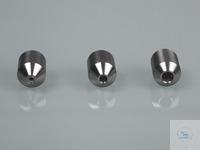 3Artikelen als: Vervangbare nozzle voor Mini ViscoSampler 2 mm Uitwisselbare mondstukken voor...