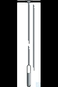 Verlengstuk voor grondboor 100 cm Met verlengstukken kan de bodemmonsternemer...