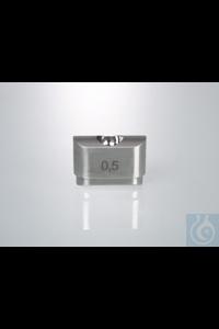 Inserts voor Novartos Multi 0,5 ml Inzetstukken voor de farmaceutische zone...