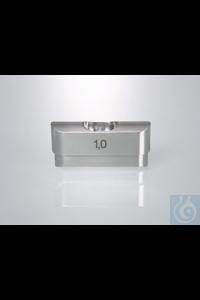 2Artikelen als: Inserts voor Novartos Multi 1,0 ml Inzetstukken voor de farmaceutische zone...