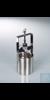Dompelfles messing 1000 ml Met Easy-Click, veilige en praktische sluiting...
