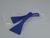 Detectable scrapers, blue, PS, sterile, 80 mm The detectable SteriPlast® scraper, made of...