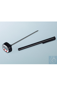 MiniTherm, standard, -50 to +150° C, Ø 4 mm This immersion/insertion...