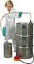 Solvent-pump with foot control Solvent pump foot operated  -for barrels up to 220L (fully...