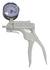 VacuMan Vakuumpumpe, mit Manometer, PVC, 32 ml/Hub Einhändig bedienbare Handpumpe zur...