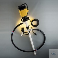Drump pump for acids/ alkalis, 100 cm, 80 /min Drum pumps Pump set for concentrated acids and...