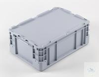 2Artikelen als: Deksel voor stapelbare magazijnbakken geschikt voor art. nr. 3414-0111/0117/0120