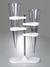 Sedimentiertrichter, Imhoff, SAN glaskl., DIN12672 Sedimentiertrichter, Imhoff-Trichter.   SAN,...