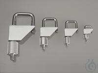 stop-it Schlauchklemme Metall, Schlauch-Ø bis 30mm Die Werkstoffe Stahl und Aluminium machen...