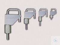 stop-it Schlauchklemme Metall, Schlauch-Ø bis 15mm Die Werkstoffe Stahl und Aluminium machen...