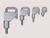 stop-it Schlauchklemme Metall, Schlauch-Ø bis 20mm Die Werkstoffe Stahl und Aluminium machen...