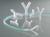 Y-Verbinder, PVDF, für Ø 13-15 mm, zylindrisch Y-Schlauchtüllen zum Verbinden von Schläuchen,...