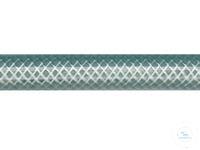 PVC Druckschlauch, Ø10x16mm, Druck max.14 bar, 50m Gewebearmiert, dauerhafte Transparenz, erhöhte...