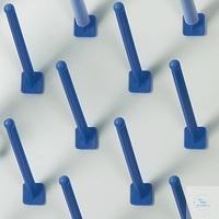 Aufsteckstab 100 x 10 mm LaboPlast®  Aufsteckstäbe für Abtropfbretter...