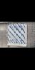 Abtropfbrett, mit Ablaufrinne, BxH 600x600 mm Abtropfbrett aus Kunststoff, bruchfest, tausendfach...
