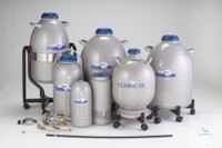 Liquid nitrogen storage container, LD50