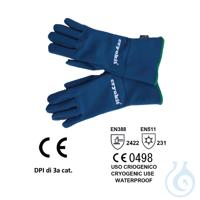4Artikel ähnlich wie: Cryogenic Handschuhe Cryokit400 (40cm) GRÖSSE 10 Cryogenic Handschuhe...