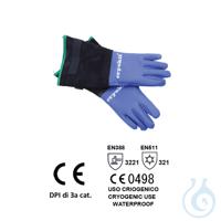 2Artikel ähnlich wie: Cryogenic Handschuhe CryoPLUS400 (38cm) GRÖSSE 8 Cryogenic Handschuhe...