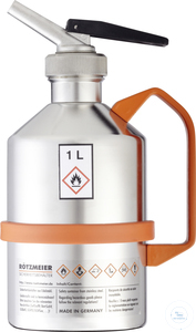 Safety can (1 liter) with metering device: 01D Safety can (1 liter) with...