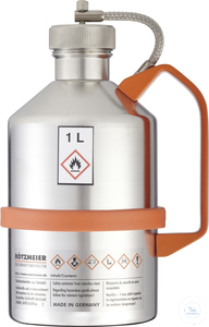 Safety can (1 liter) with screw cap: 01K Safety can (1 liter) with screw cap:...