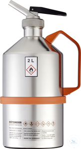 Safety can (2 liters) with metering device: 02D Safety can (2 liters) with...
