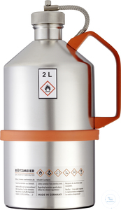 Safety can (2 liters) with screw cap: 02K Safety can (2 liters) with screw...