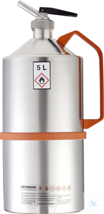 Safety can (5 liters) with metering device: 05D Safety can (5 liters) with...