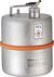 Sicherheitsstandgefäß (10 Liter) mit Feindosierer und separater Belüftung:...
