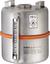 """Sicherheitssammelbehälter (10 Liter) mit 2""""-Anschluss und Inhaltsanzeige:..."""