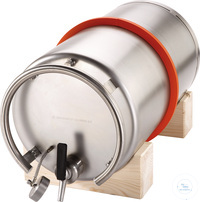 Safety transportation barrel (25 liters) with screw cap - UN-approved: 25TZ...