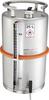 Sicherheitsstandgefäß (25 Liter) mit Zapfhahn und Inhaltsanzeige: 25ZI...