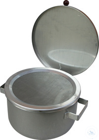 Soaking tank (4 liters): TB4 Soaking tank (4 liters): TB4   	Vessel made...