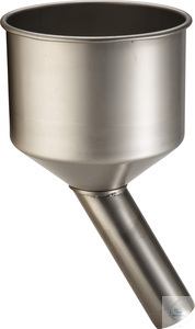Plug-in funnel inclined - for safety canisters: TR2 Plug-in funnel inclined -...